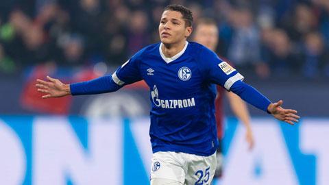 Harit vẫn là nguồn cảm hứng của Schalke