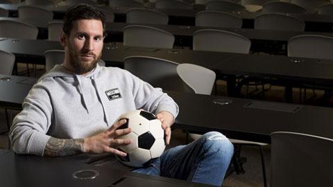 Lionel Messi: 'Cứ đá như trước, Barca sẽ không thể vô địch Champions League'