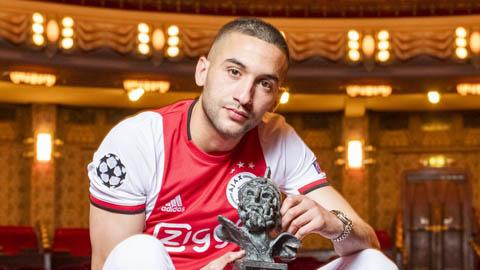Tân binh gần 40 triệu bảng của Chelsea giành giải thưởng cao quý tại Ajax
