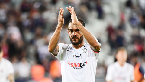 Hilton gia hạn 1 năm với Montpellier