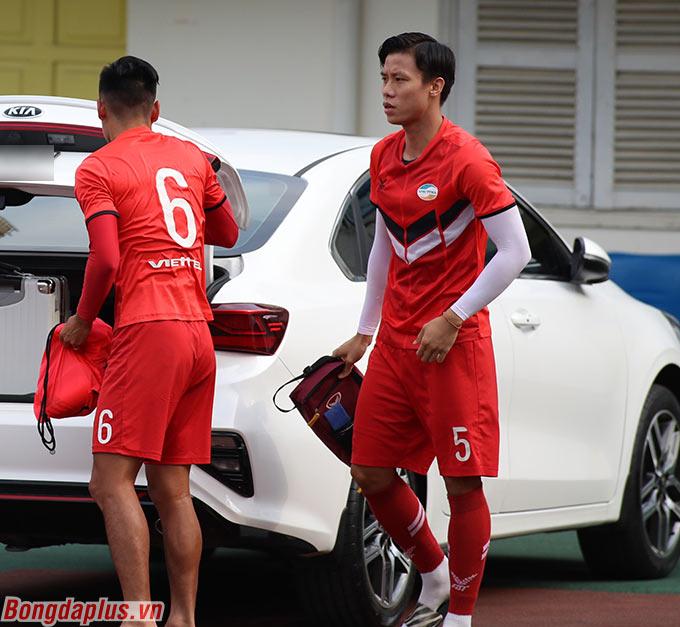 Cầu thủ người Nghệ An vừa đón sinh nhật lần thứ 27