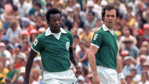 CLB ăn mày dĩ vãng: Quy tụ cả Pele và Beckenbauer vẫn điêu tàn