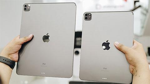 iPad Pro 2020 bất ngờ giảm giá mạnh tại VN