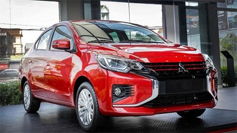 Mitsubishi Attrage 2020 giá rẻ, bất ngờ hạ 'knock-out' Honda City