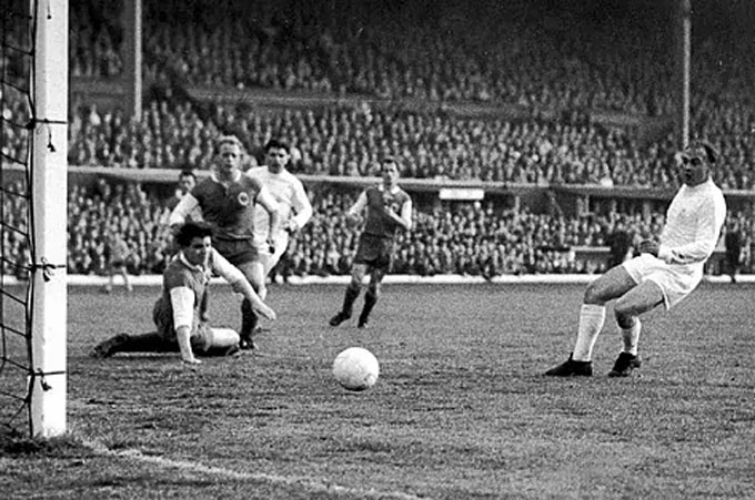 Chiến thắng trước Frankfurt tại chung kết C1 1960 là đỉnh cao của Real Madrid