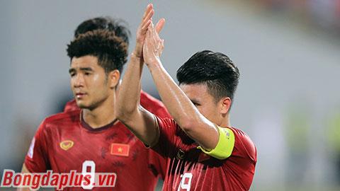 AFC vinh danh 2 cầu thủ Việt Nam tại VCK U23 châu Á 2020