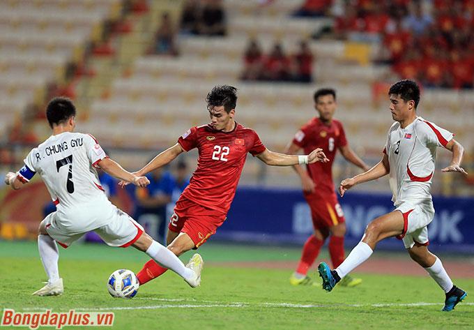 Tiến Linh được AFC đánh giá cao với màn thể hiện ở VCK U23 châu Á 2020 - Ảnh: Minh Tuấn