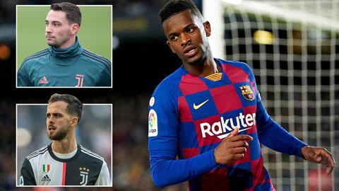 Barca và Juventus đồng ý thỏa thuận trao đổi đầy bất ngờ với 3 ngôi sao