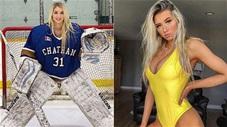 Nữ thủ môn đẹp nhất thế giới bỏ đam mê đi theo nghiệp người mẫu