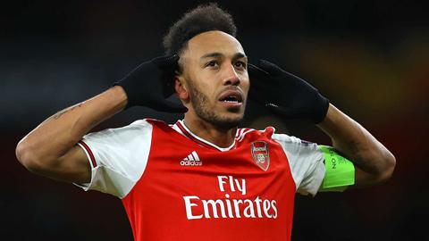 'Arsenal chắc chắn sẽ bán Aubameyang'