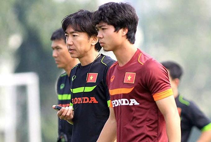Ông Miura đề cao tính chặt chẽ trong cách chơi, lấy phòng ngự phản công làm kim chỉ nam khi huấn luyện