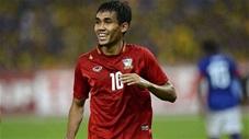 2 bàn thắng của tuyển thủ Thái Lan vào lưới Barca và Betis