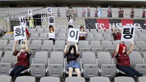 Lộ án phạt nặng dành cho FC Seoul vì thay CĐV bằng... búp bê tình dục!