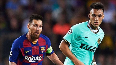 HLV ĐT Argentina khiến Barca buồn lòng dù muốn Lautaro Martinez sát cánh với Messi