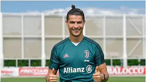 Ronaldo làm nức lòng fan bằng thông điệp tích cực giữa mùa Covid-19
