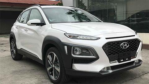 """Hyundai Kona giảm giá """"sập sàn"""" rẻ hơn Toyota Vios khiến Honda HR-V, Ford EcoSport suy sụp"""