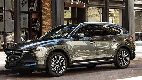 Đối thủ siêu đẹp của Hyundai Santa Fe, Toyota Fortuner, Ford Everest giảm giá cực mạnh tại VN