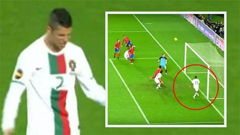 Nani nói gì với Ronaldo khi phá hỏng một trong những siêu phẩm để đời của CR7?