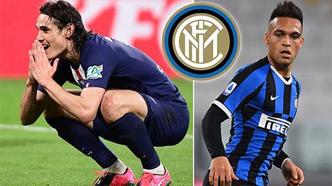 Tin giờ chót 20/5: Inter nhắm Cavani thay Lautaro Martinez