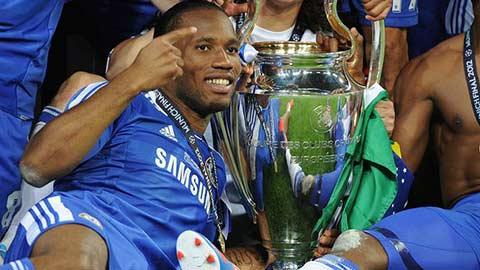 Tâm sự của Drogba nhân dịp tròn 8 năm vô địch Champions League