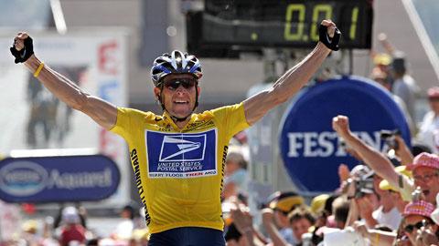 Lance Armstrong, những ngày đầu vinh quang & tráng lệ