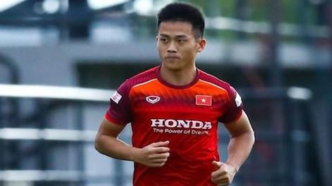 Hà Minh Tuấn chuẩn bị tái xuất trong màu áo Quảng Nam