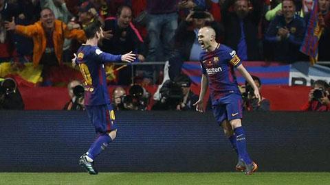 'Với Messi, Barca lẽ ra phải giành thêm nhiều danh hiệu Champions League'