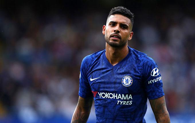 Emerson muốn rời Chelsea để trở lại Italia