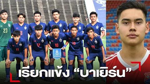 Thái Lan muốn sao trẻ ở Đức thay Teerasil Dangda