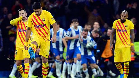 Barca đang đầy rẫy vấn đề nan giải