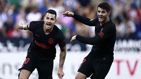 La Liga cho phép các đội thay 5 cầu thủ/trận: Atletico và Getafe chiếm lợi thế lớn