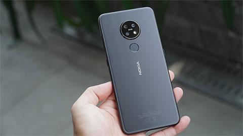 Nokia 7.2 với Snap 660, camera 48MP, pin 3500mAh bất ngờ giảm giá mạnh tại VN