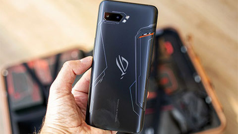 Asus ROG Phone 3 chuyên chơi game, xuất hiện với chip Snapdragon 865