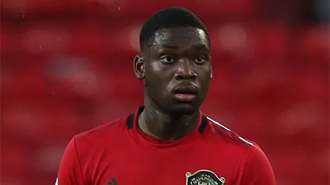 Đội trưởng U18 M.U Teden Mengi chuẩn bị lên đội một