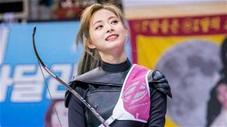 Đứng ngồi không yên với nữ cung thủ Hàn Quốc