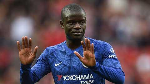 Chelsea cho phép Kante nghỉ luôn hết mùa giải