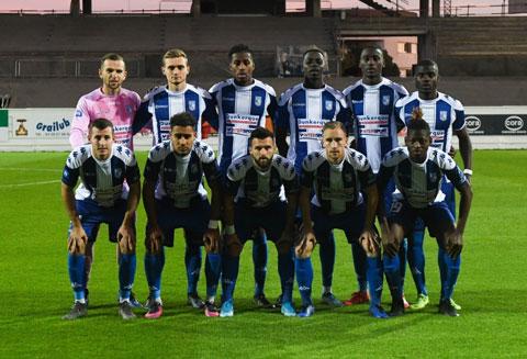 Tiền vệ Yohan Cabaye (St.Etienne): 'Tôi vẫn muốn tiếp tục chơi bóng'