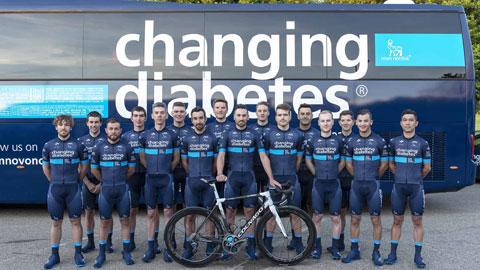 Novo Nordisk, đội đua xe đạp dị nhất thế giới