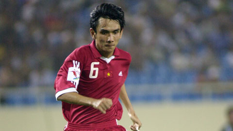 Cựu tuyển thủ Nguyễn Tuấn Phong: Số phận bắt trở thành cầu thủ