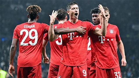 Bayern sẽ đá với Eintracht Frankfurt bằng đội hình nào?