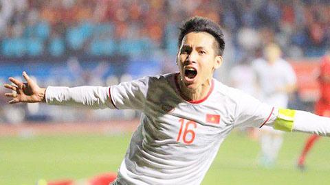 Hùng Dũng nói điều bất ngờ trước cơ hội giành Quả bóng Vàng Việt Nam 2019
