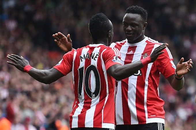 Mane cảm thấy bị ghét bỏ ở Southampton