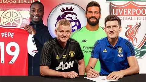 Kỳ chuyển nhượng hè 2020 ở Premier League có thể kéo dài đến tháng 3/2021