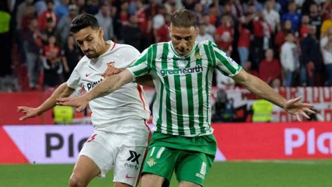 La Liga lên kế hoạch trở lại vào ngày 12/6 bằng Derby Sevilla