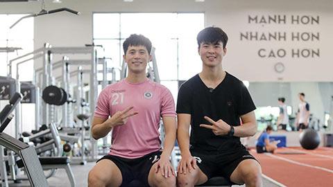 Thầy Park tác động để Đình Trọng, Duy Mạnh được điều trị như VIP