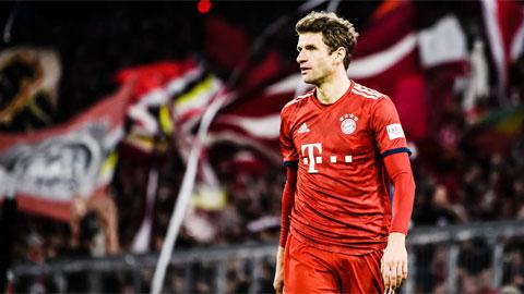 Bayern cần Mueller ở vị trí số 10
