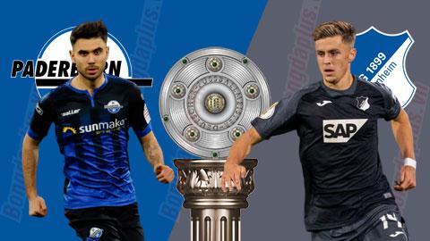 Soi kèo Paderborn vs Hoffenheim, 20h30 ngày 23/5