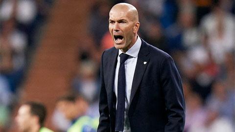 Zidane cần xoay vòng nếu không muốn Real kiệt sức