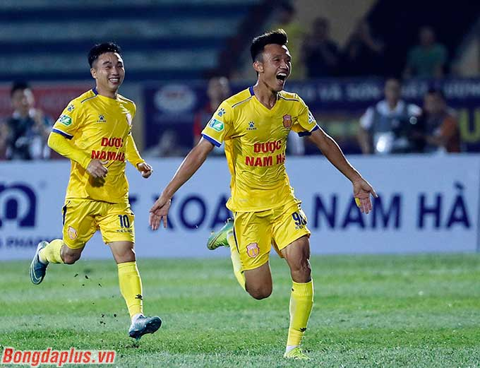 DNH Nam Định sẽ gặp Than Quảng Ninh ở vòng 1/8 Cúp Quốc gia