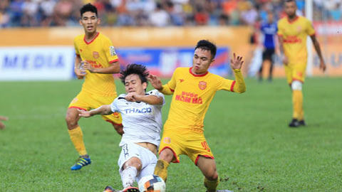 Lộ diện cái tên bên phía HAGL khiến DNH Nam Định sợ nhất